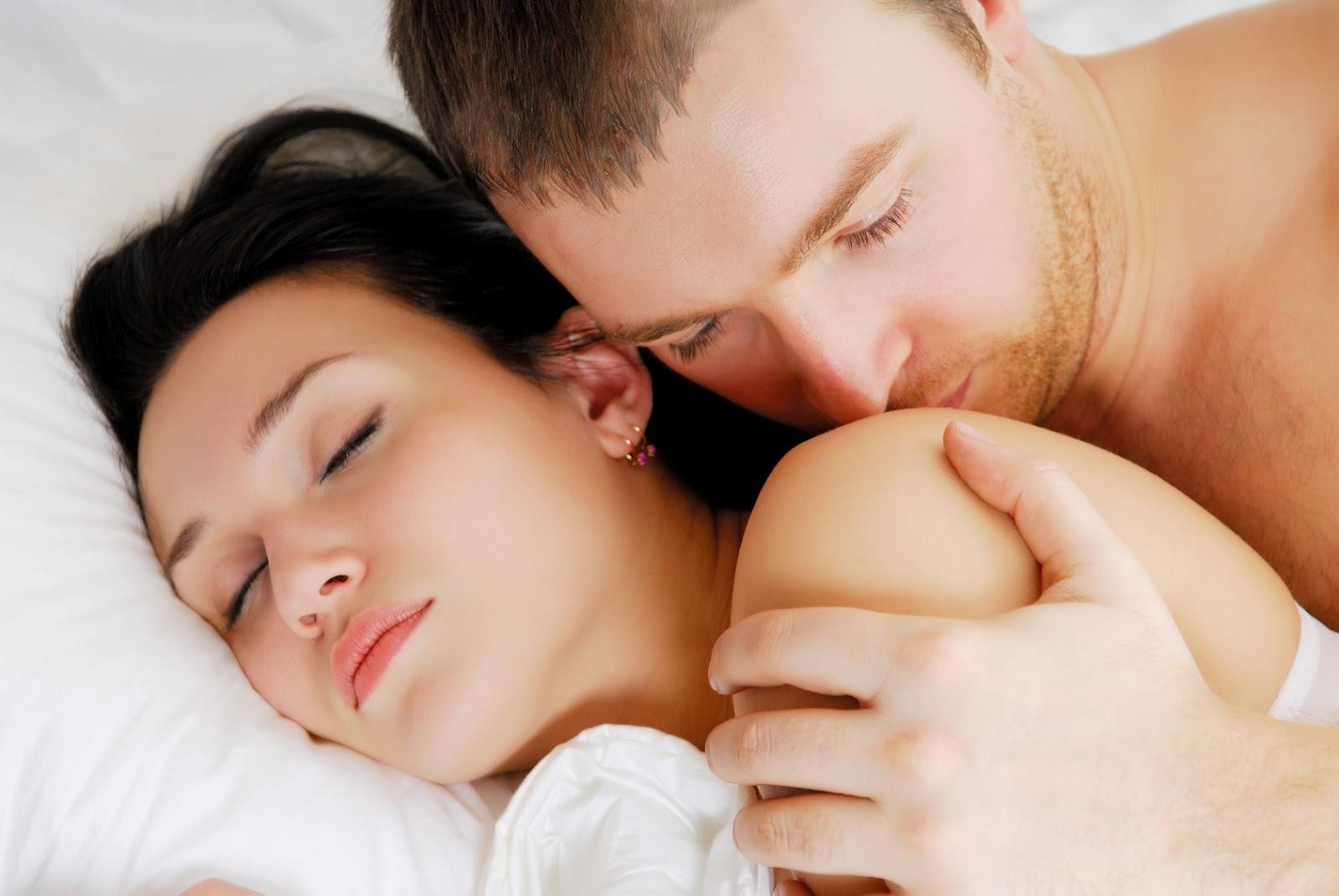 intimidad en pareja
